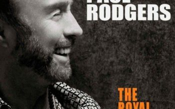 Albumrecensie: Paul Rodgers – The Royal Sessions (2014)