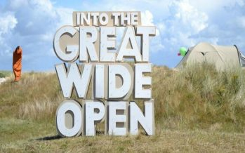 Programma Into The Great Wide Open 2015 compleet