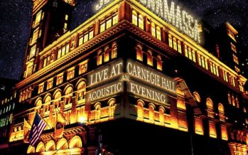 Albumrecensie: Joe Bonamassa – Live At Carnegie Hall (2017)