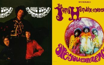 50 jaar oud: Are You Experienced? van The Jimi Hendrix Experience