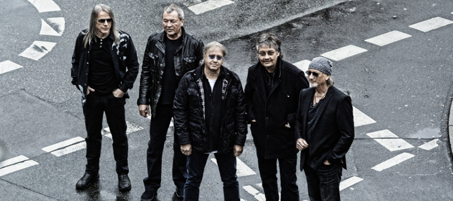 Deep Purple in Ziggo Dome