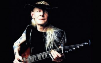 In memoriam: legendarische bluesgitarist Johnny Winter (1944-2014)