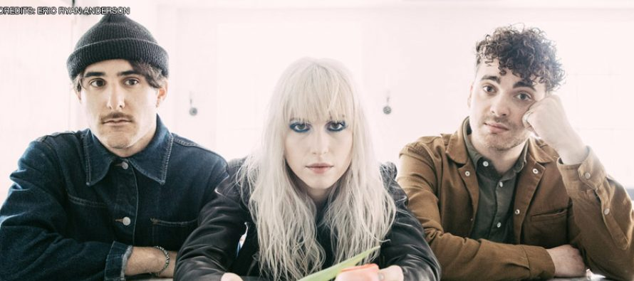 Paramore in 013