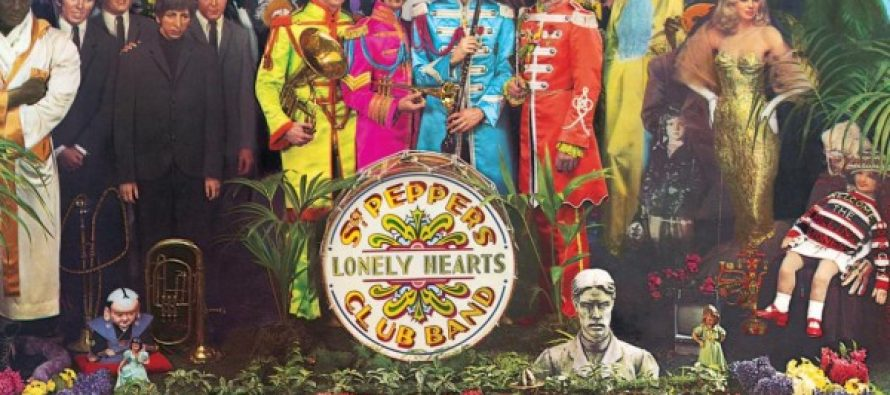 50 jaar oud: Sgt. Pepper's Lonely Hearts Club Band van The Beatles