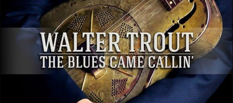 Albumrecensie: Walter Trout – The Blues Came Callin'