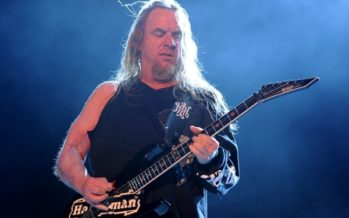 In memoriam: Slayer-gitarist Jeff Hanneman (1964-2013)