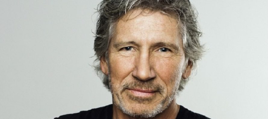 Roger Waters in 2016 op tournee