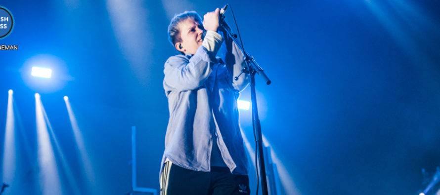 Nothing But Thieves laat 6.000 blije koppies achter in AFAS Live