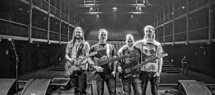 Leif de Leeuw Band wint European Blues Award