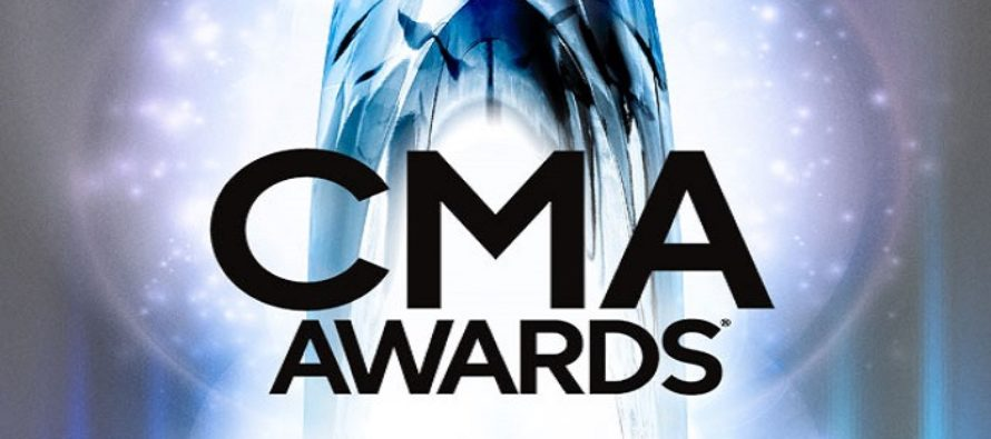 Chris Stapleton grote winnaar CMA Awards 2015
