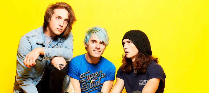 "Waterparks presteert op ""Entertainment"""