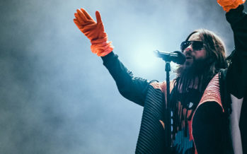 Thirty Seconds To Mars neemt de leiding in Ziggo Dome