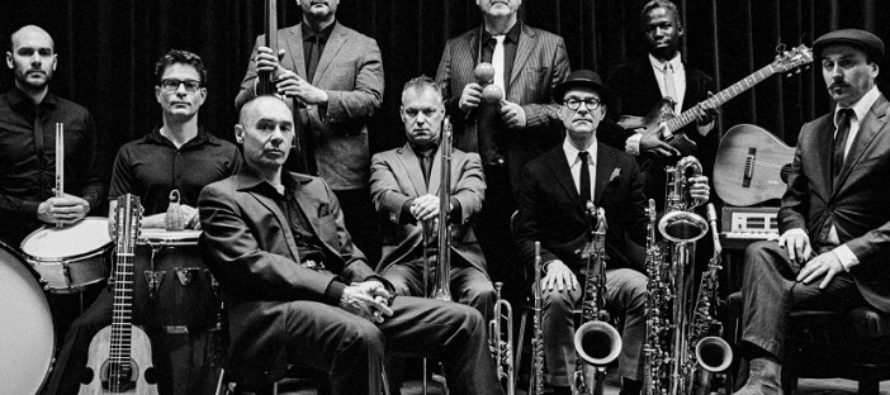 Concerttip: New Cool Collective featuring Mark Reilly (Matt Bianco) in Paradiso