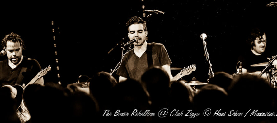 The Boxer Rebellion naar Welcome to The Village