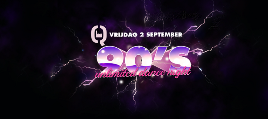 Concerttip donderdag 02 september: 2 Unlimited & T-Spoon in Q-Factory